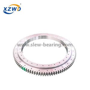 Light Excavator Slewing Ring Bearing with Internal Gear