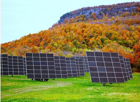 Поворотный привод для солнечной системы слежения